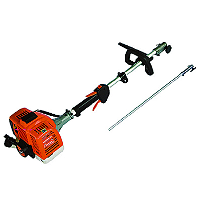 26CC 2-Stroke Split Shaft Pole Hedgecutter & Extention