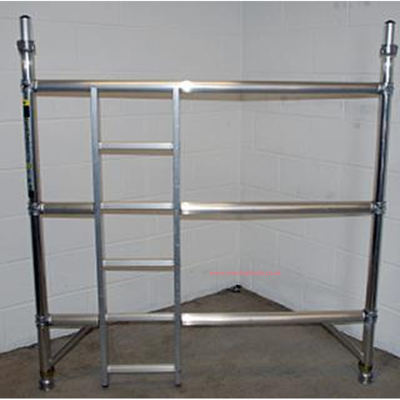 Lyte Helix Tower 850mm 3 rung Ladder Frame