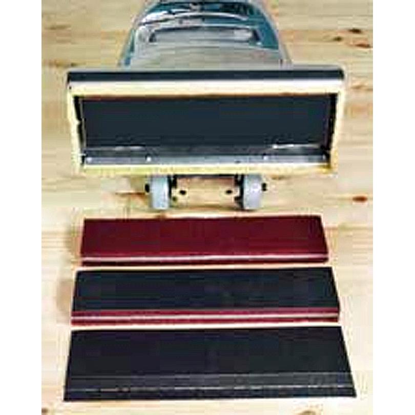 Pack (25) P60 Floor Sanding Sheets for HTF Sander