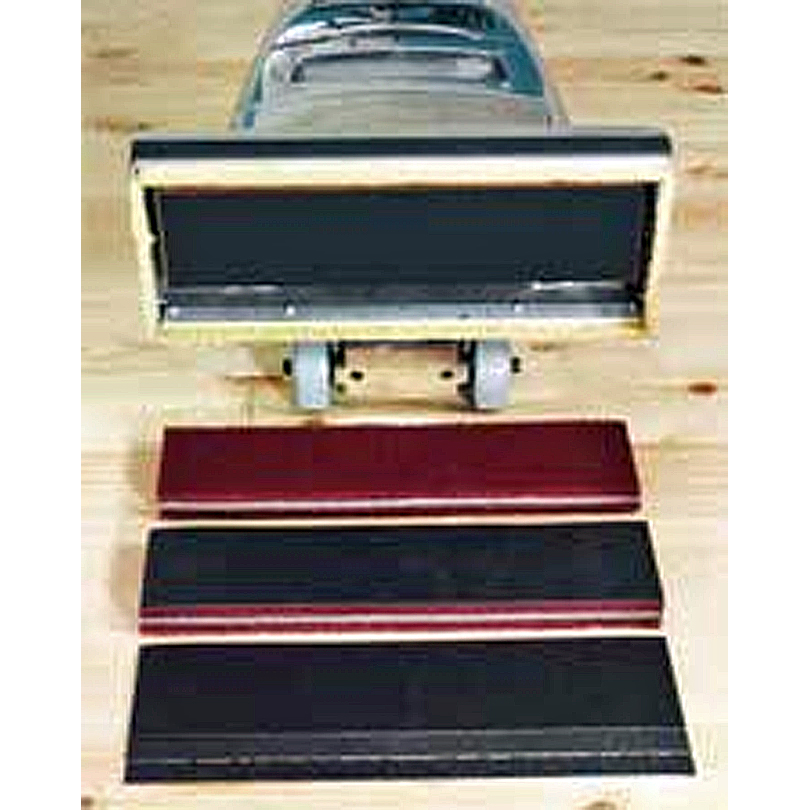 Pack (25) P40 Floor Sanding Sheets for HTF Sander