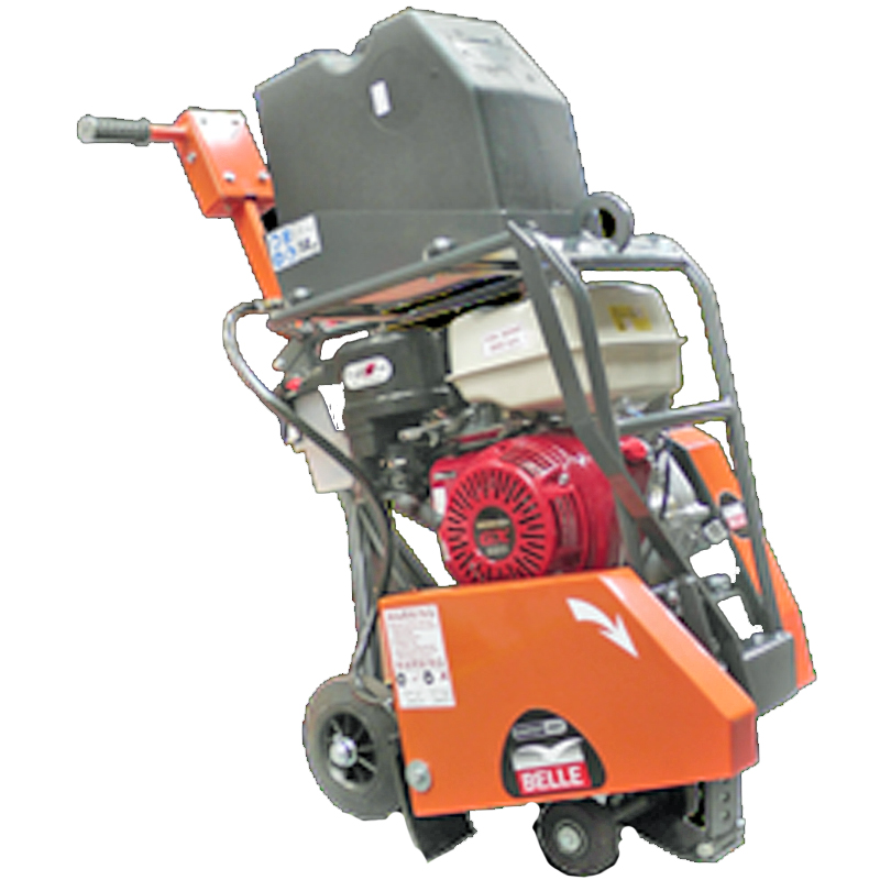 Belle  Compact 350 X  350 mm Floor Saw (Orange)