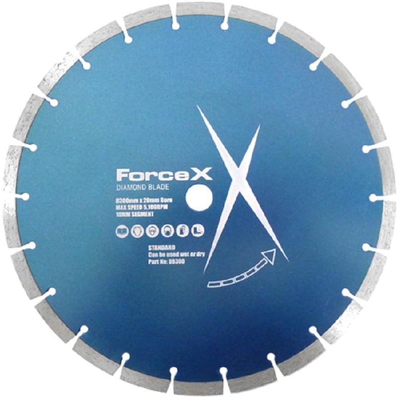 300mm x 20mm General Purpose Diamond Blade 10mm Segment