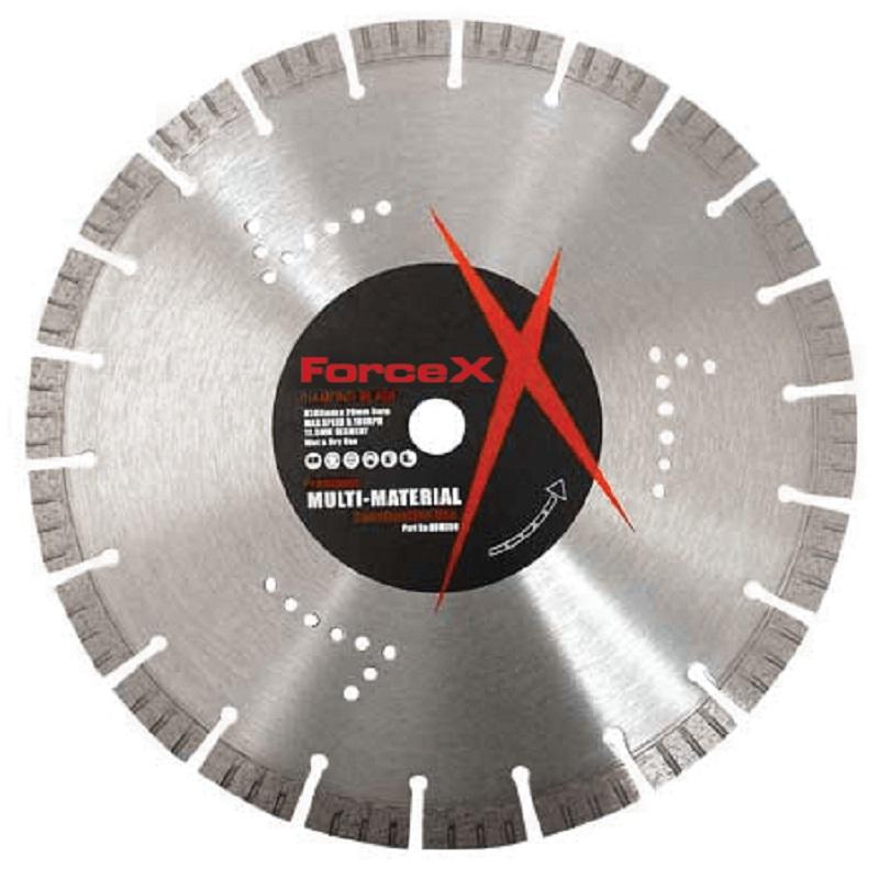 300mm x 20mm Multi-Material Diamond Blade 13.5mm Turbo Segment