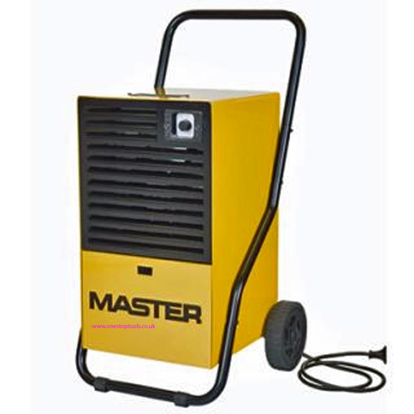 Master DH26 Industrial Dehumidifier 240v