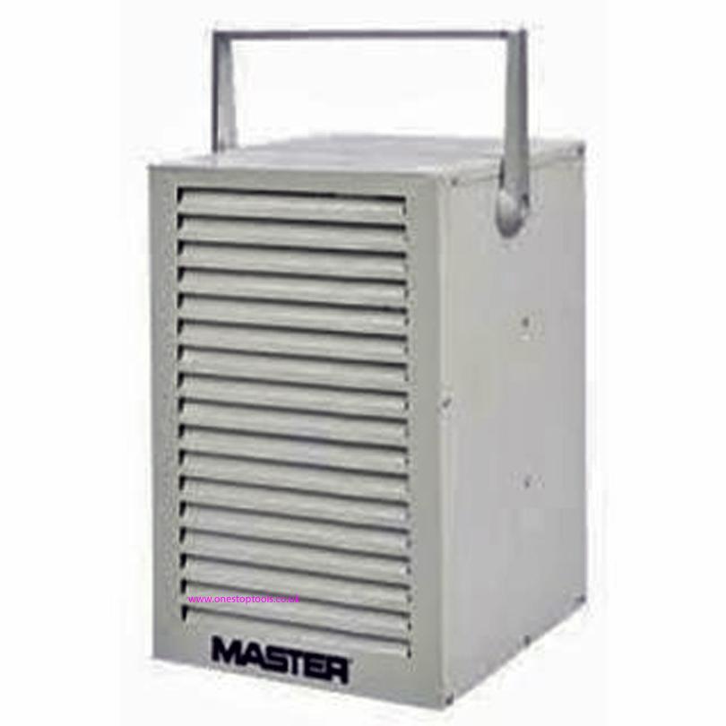 Master DH731 Semi Pro Dehumidifier 240v