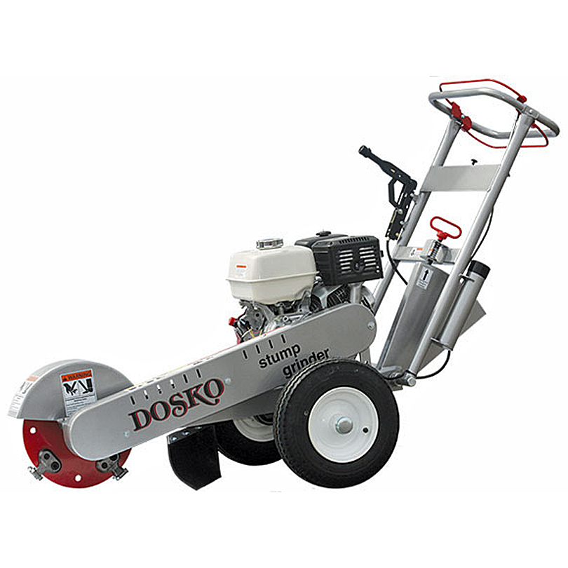 Dosko 337 Series Full Size 13hp Stump Grinder