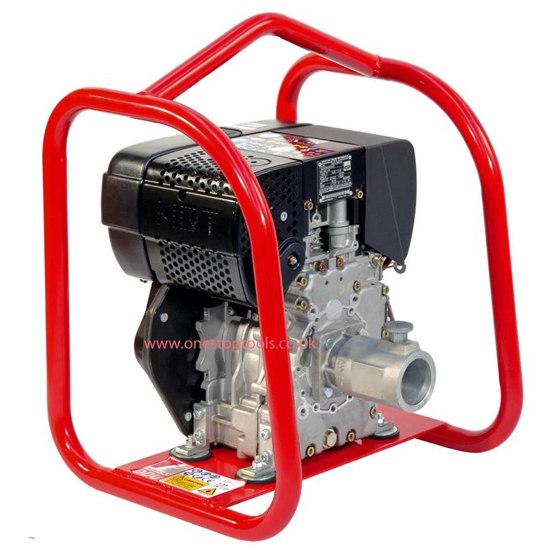 Fairport- Warsop DDU Hatz Diesel Drive Unit c/w Warsop Coupling