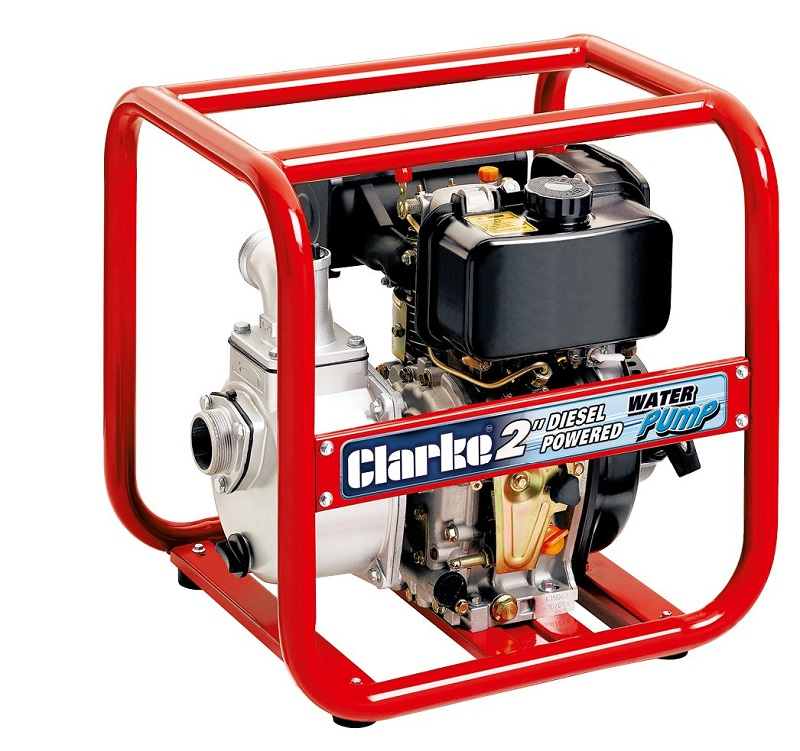 DW DIESEL Centrifugal pump DW75