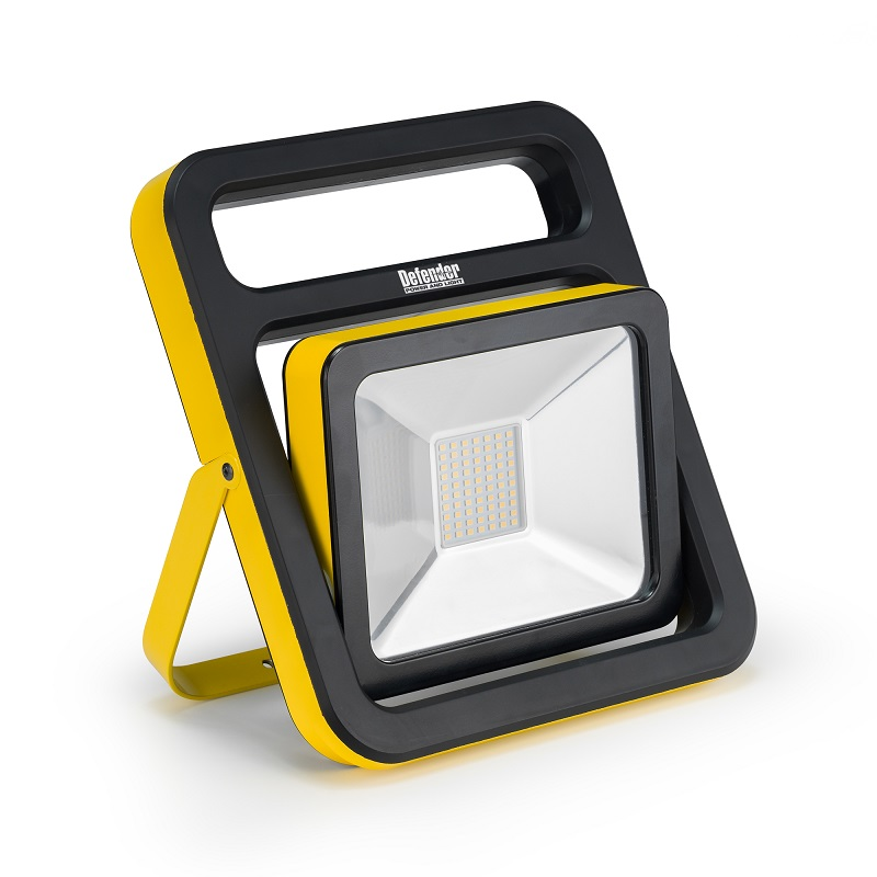 Defender LED 6000 Minipod Floor Light 240v