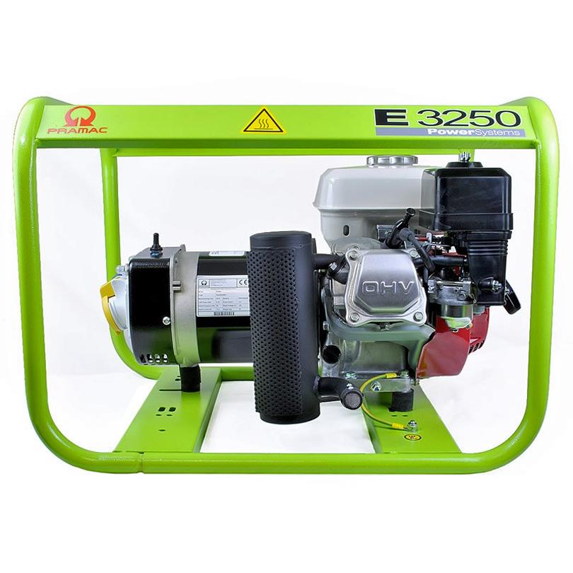 Pramac E3250 2.9 kva Standard  Generator