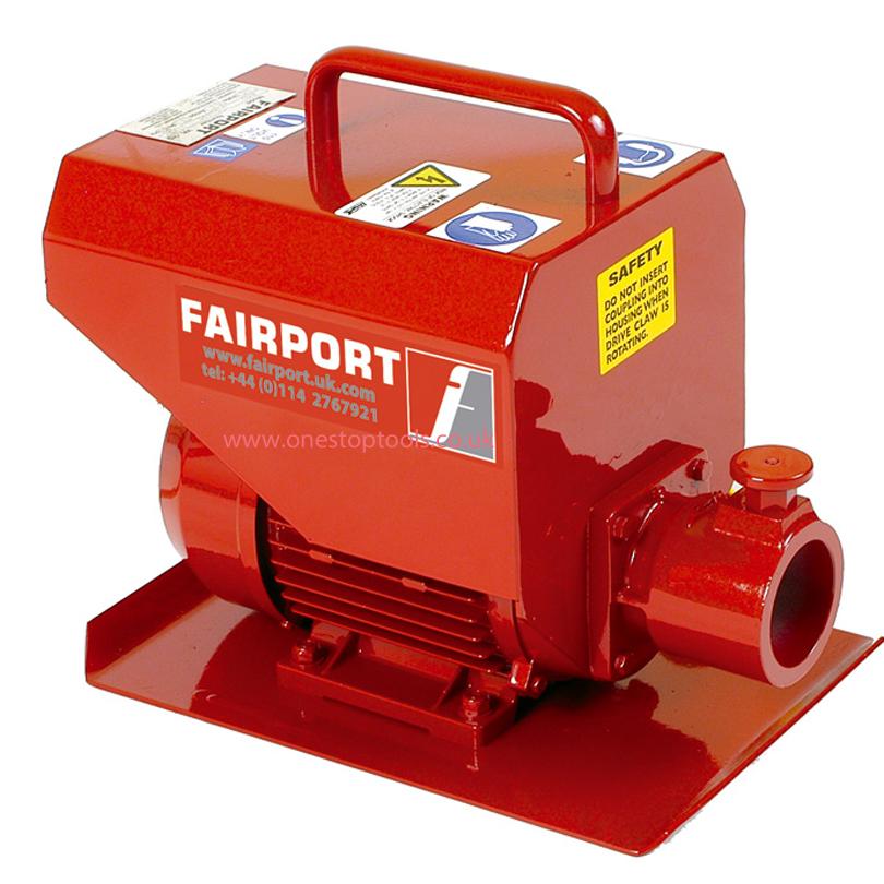 Fairport EMD Poker Unit 115v c/w Dynpac Coupling