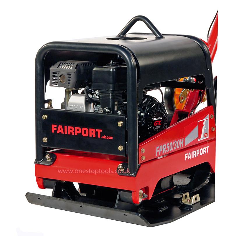 Fairport FPR 50 / 30D  Diesel Reversible Plate Compactor