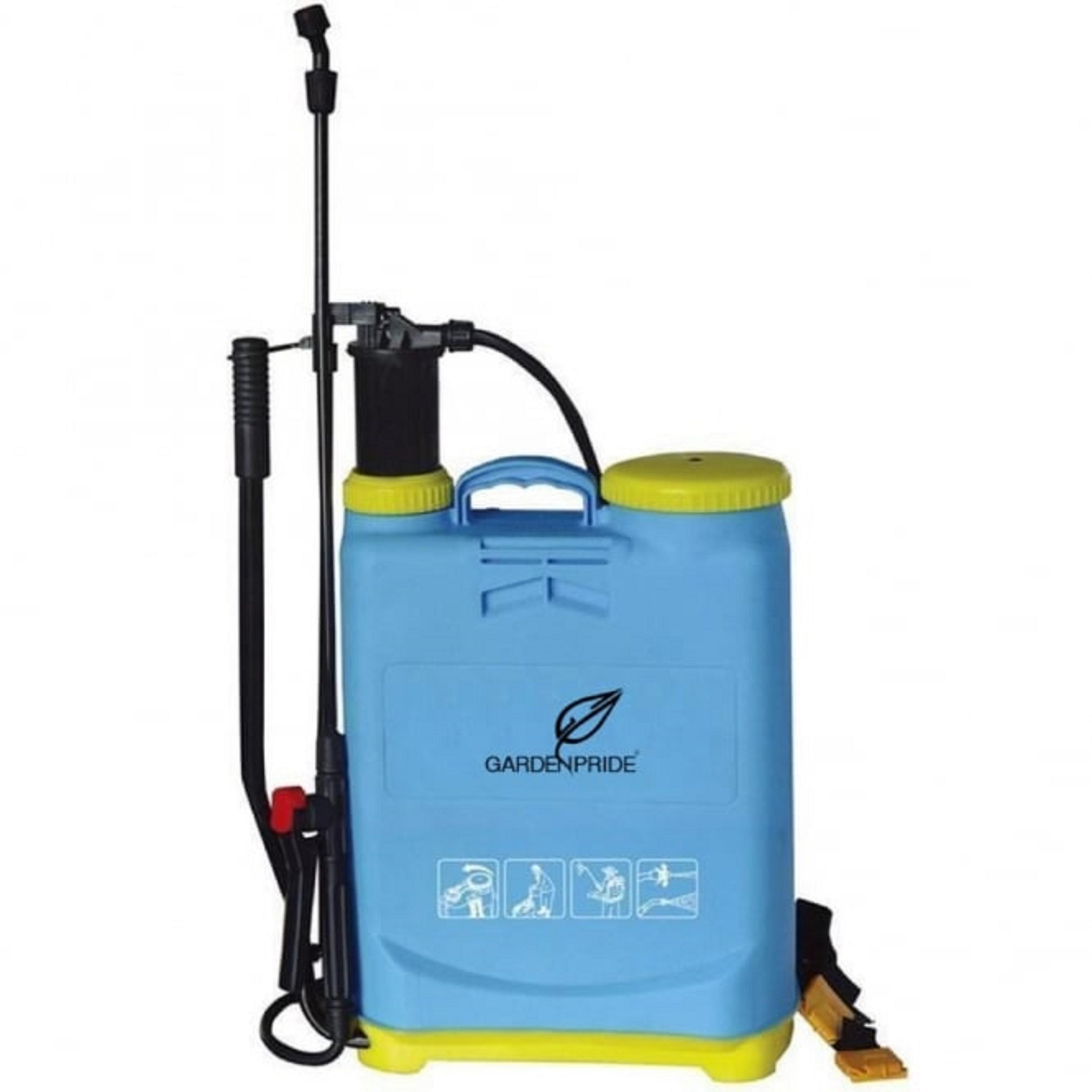 GARDEN PRIDE 16 Litre Back Pack Sprayer