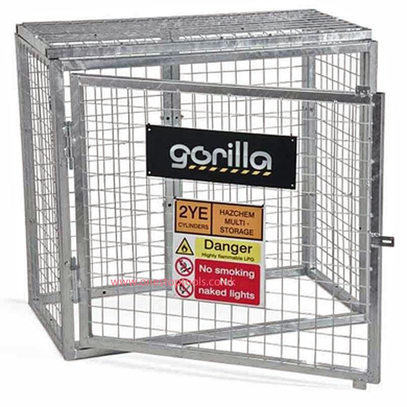 Armorgard GGC1 Gorilla Modular Gas Bottle Cage