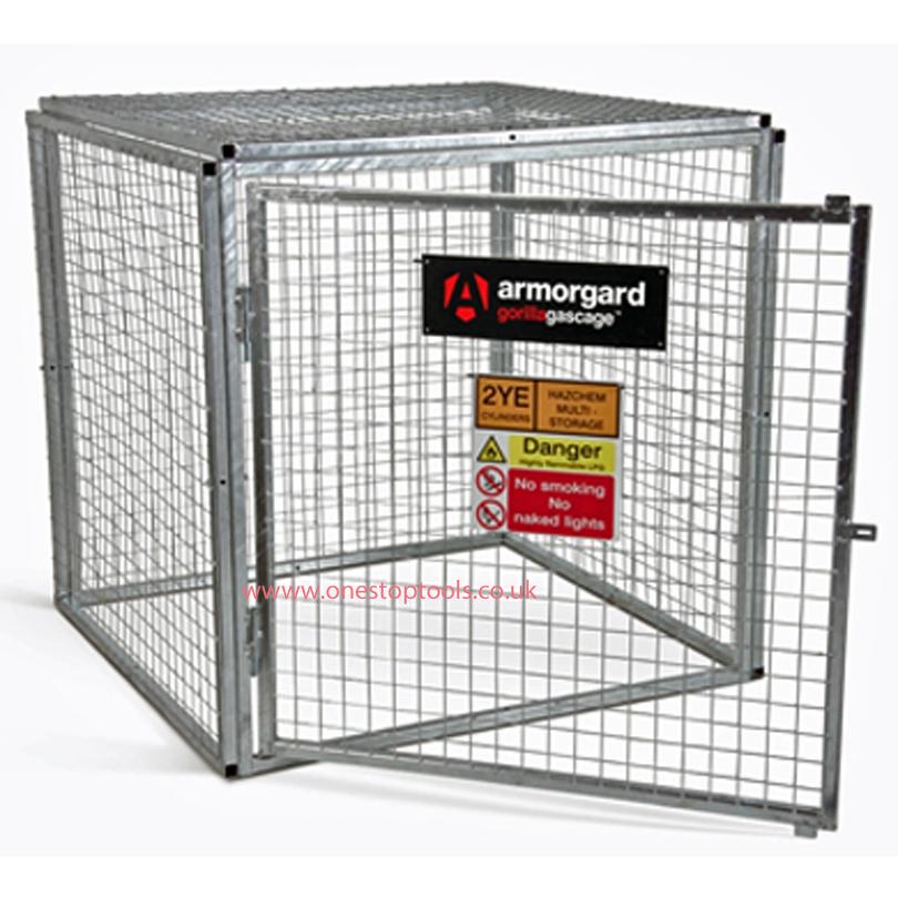 Armorgard GGC4 Gorilla Modular Gas Cage