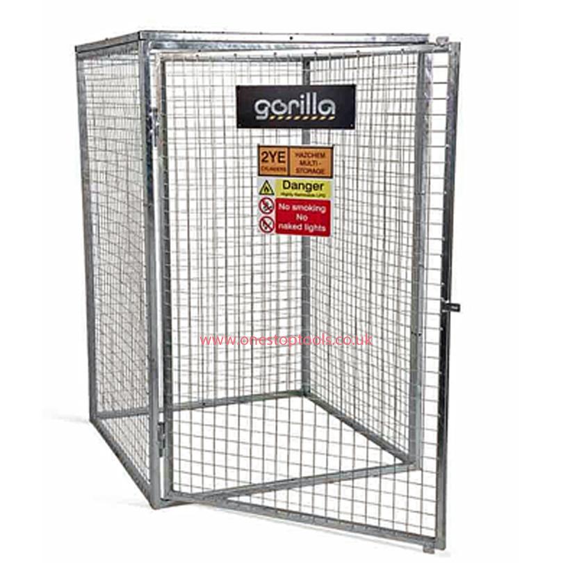 Armorgard GGC6 Gorilla Modular Gas Cage