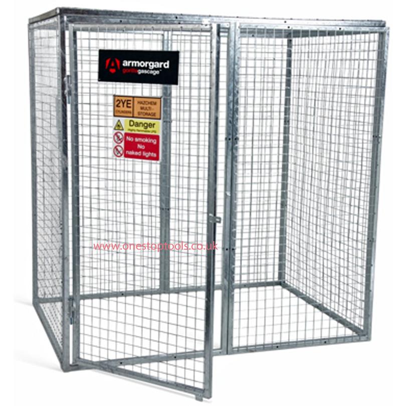 Armorgard GGC7 Gorilla Modular Gas Cage
