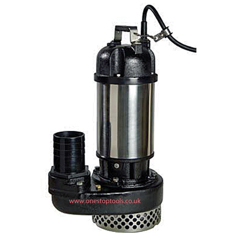 APP HD-15 80mm High Flow Site Drainage Submersible Pump 240v