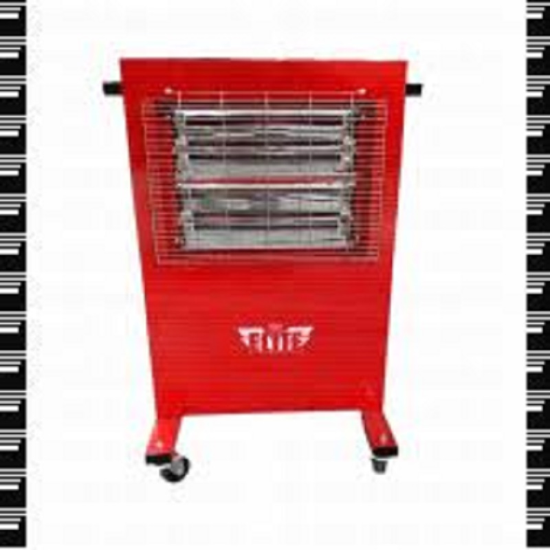 ELITE HEAT 240V 2.4KW QUARTZ HEATER