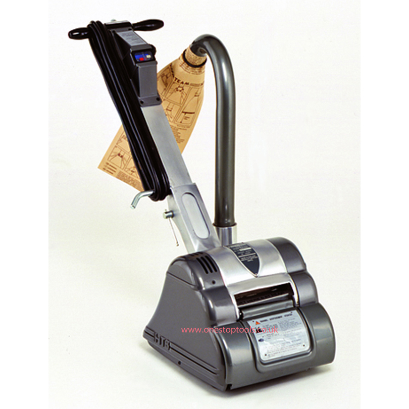 Hiretech HT8 Multi-Speed Drum Floor Sander  110v