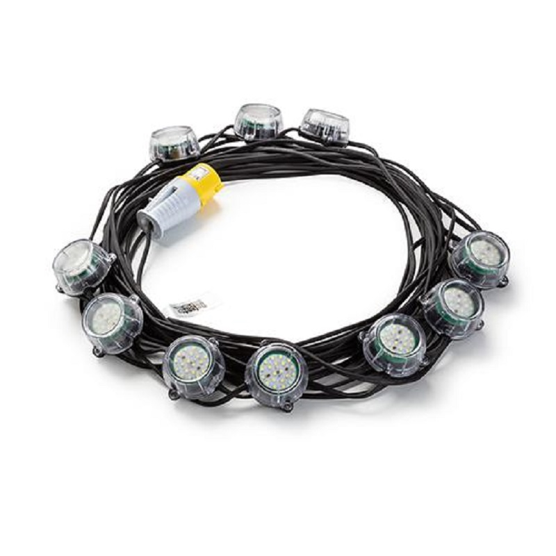 DEFENDER 22M LED FESTOON CAPSULE 240v