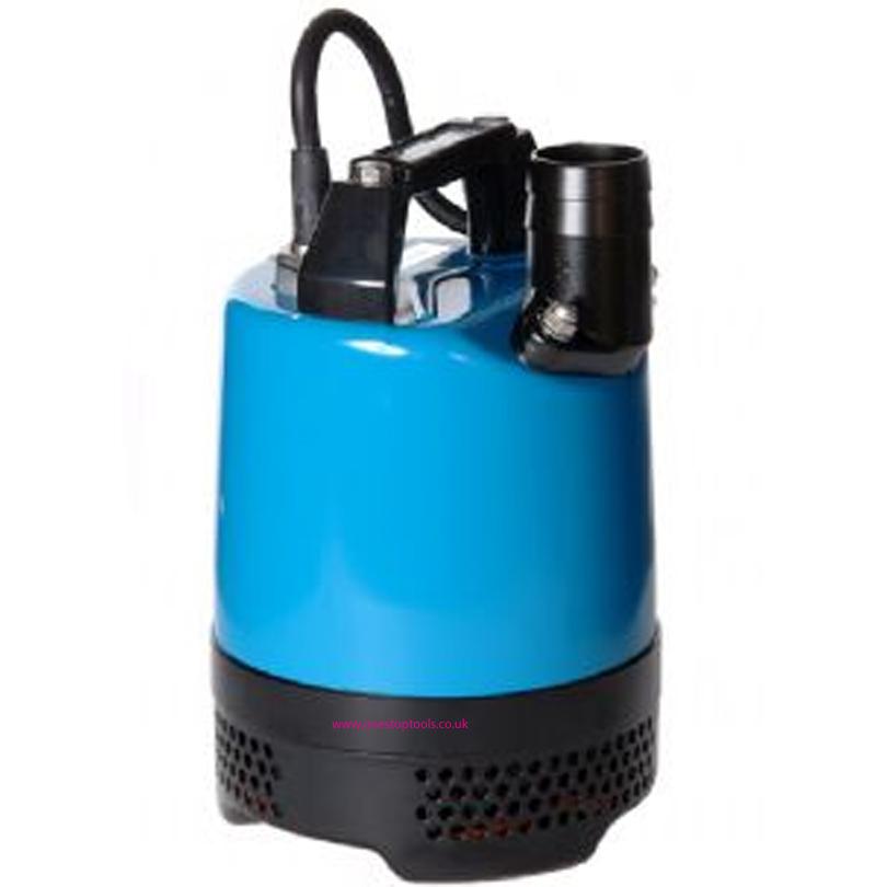 Tsurumi LB 800 50mm Site Drainage Submersible Water  Pump 240v
