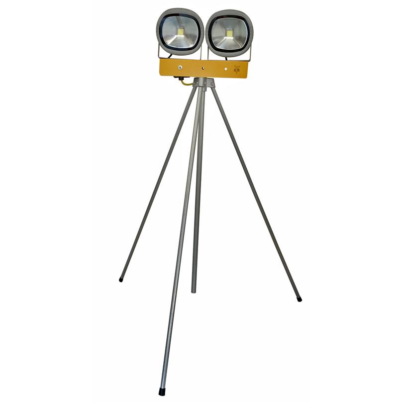 Elite Extending Swing Leg Tripod Twin LED 30w Site Light
