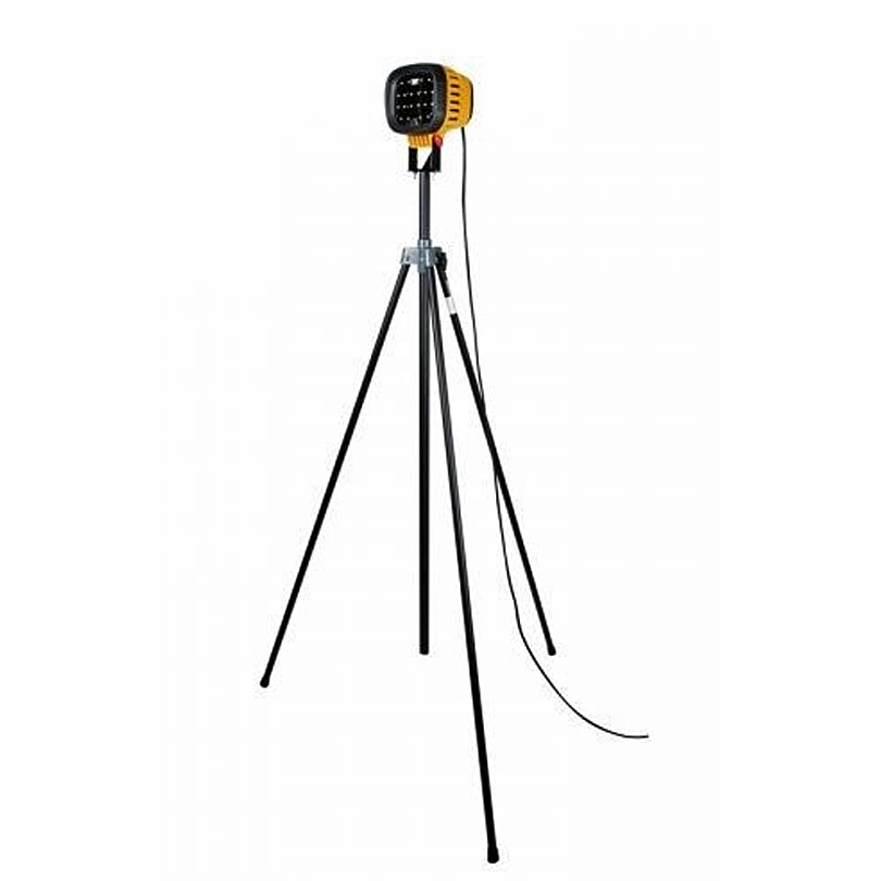 Defender  LED 6000 with Swing Leg Tripod 110v