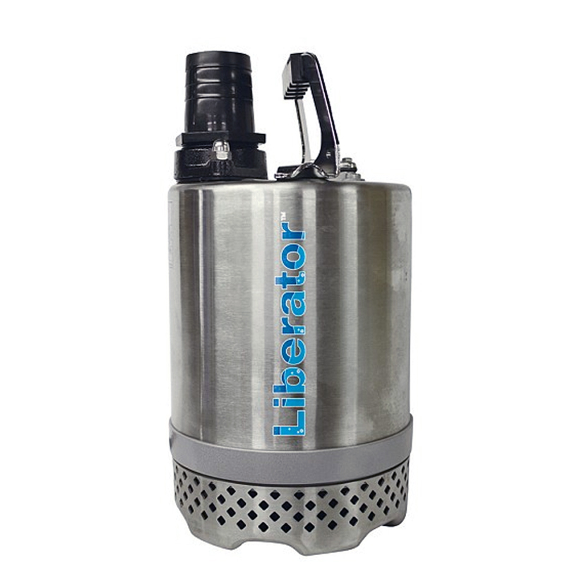 TT Pump Liberator LB400  50mm Submersible Water Pump 110v