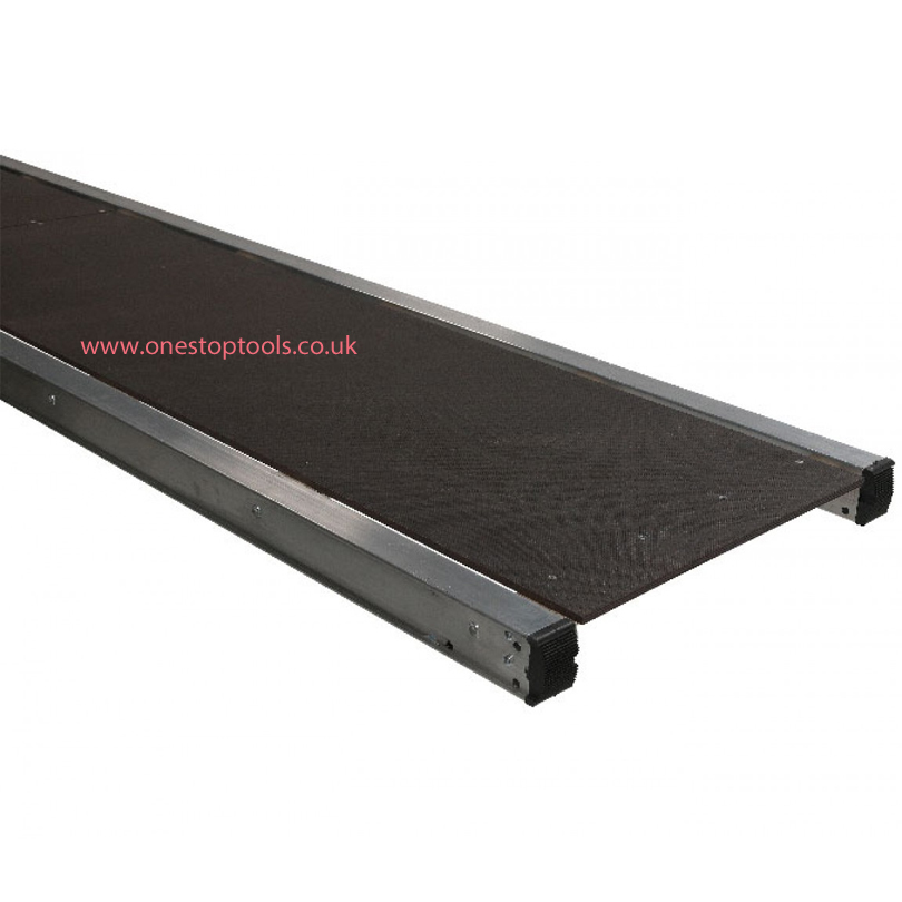Lyte Ladders 2.4m x 600mm Lightweight ( Youngmans) Staging