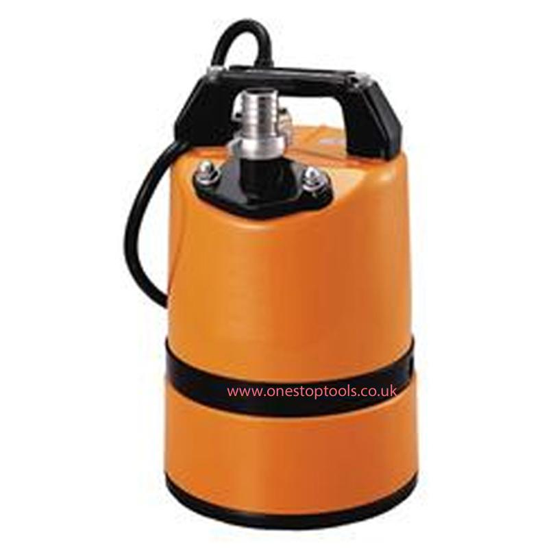 Tsurumi LSC1.4S  25mm  Residue Drainage Submersible Pump 110v