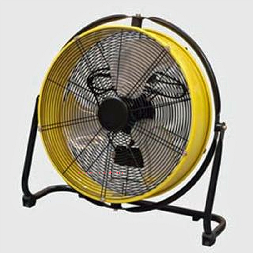 Master DF20 510mm Professional 3 Speed Cooling Fan 240v