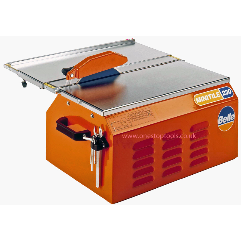 Belle Minitile 230 Tile Saw 110v