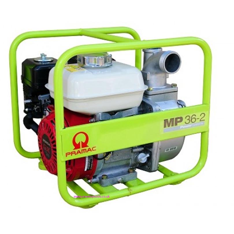 Pramac MP36 50mm Centrifugal Clear Water Pump