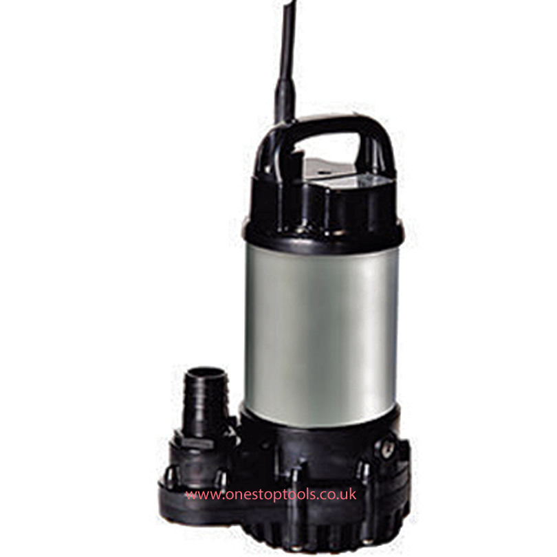 OM3 32mm Industrial Drainage  Submersible Water Pump 240v