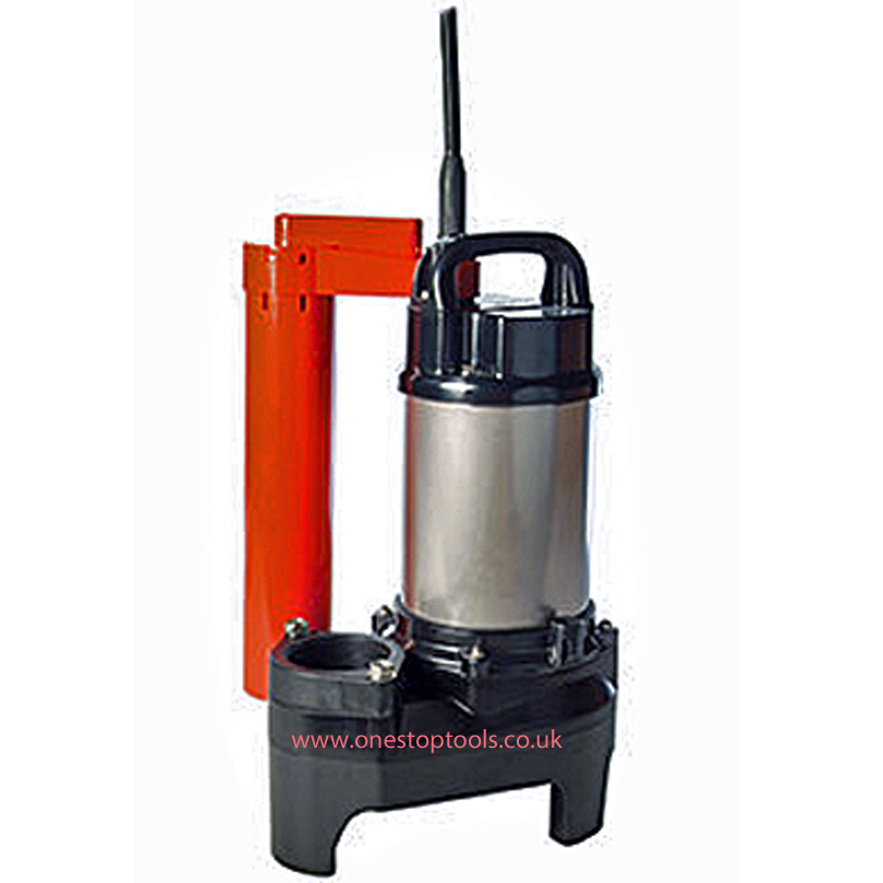 OM3 Domestic Drainage Autofloat Submersible Pump 240v