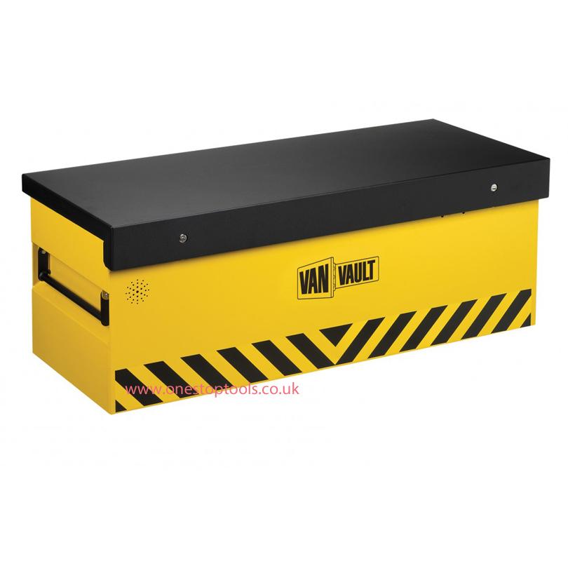 Van Vault Outback Tool Truck Box
