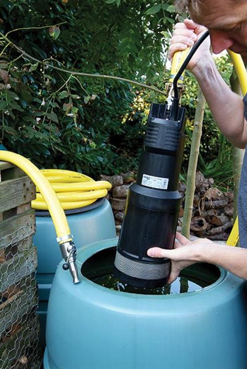 Divertron Submersible Irrigation Water Pump