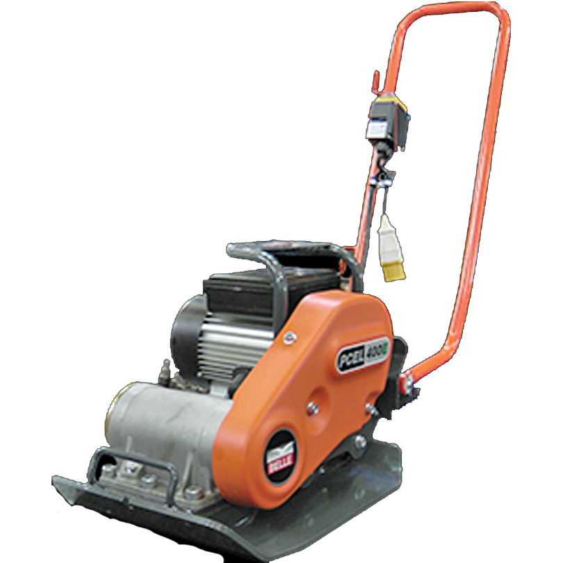 BELLE GROUP PCEL 400E ELECTRIC PLATE COMPACTOR 600W 110V