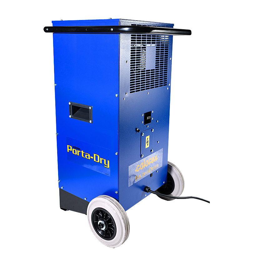 Calorex PD300AJX (110/230V) Porta-Dry Dehumidifier