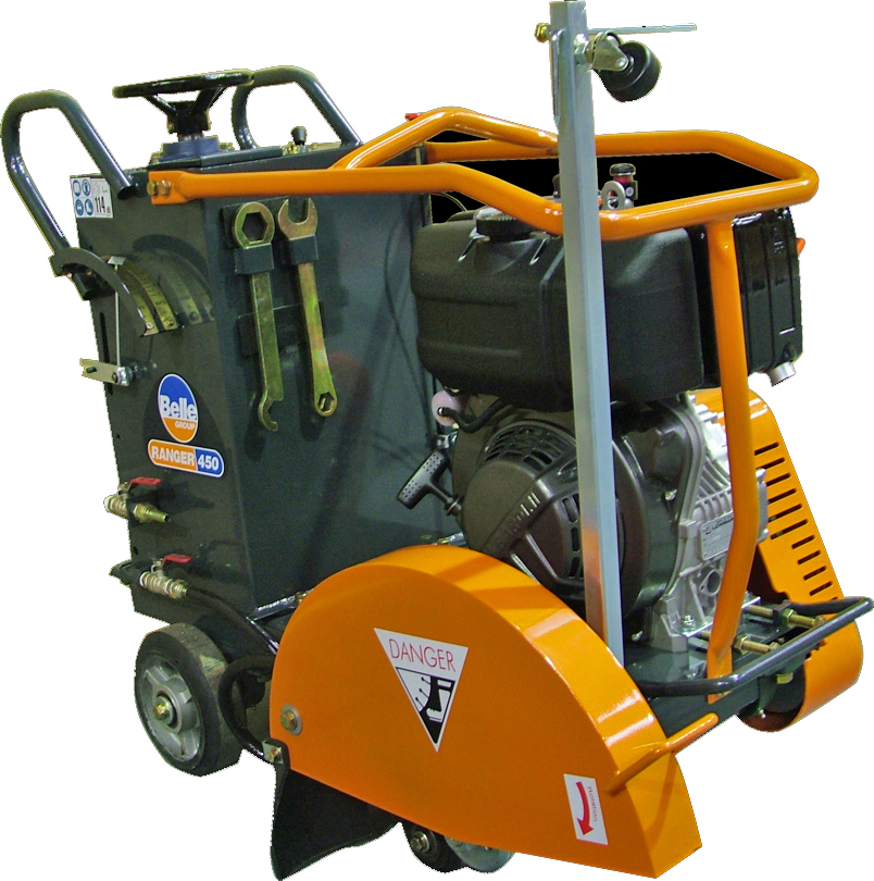 Belle Ranger 450 Diesel Floor Saw