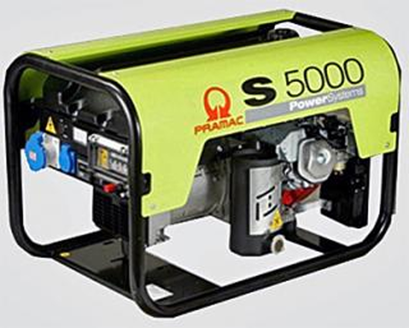 Professional tools by Pramac Generators