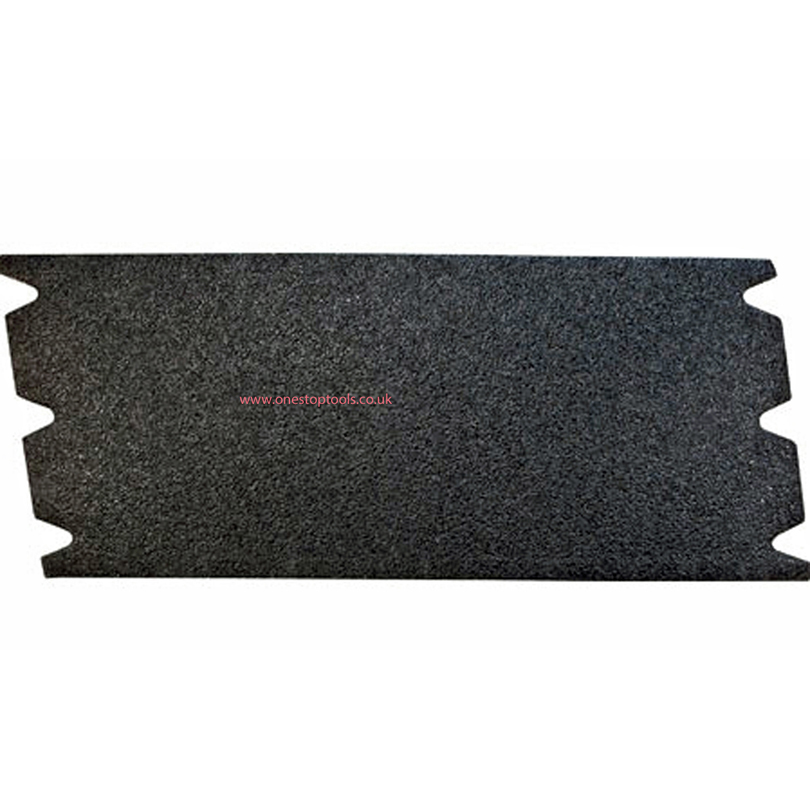 Toolpak Pack(10)  P60 Floor Sanding Sheets 200mm x 472mm