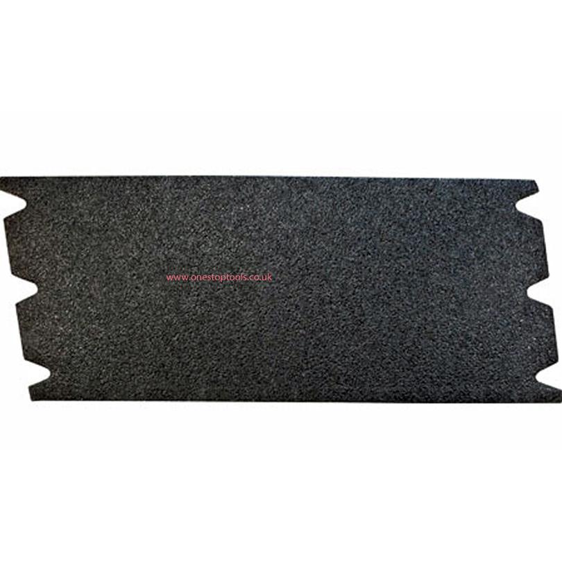 Toolpak Pack (10) P80 Floor Sanding Sheets 200mm x 472mm