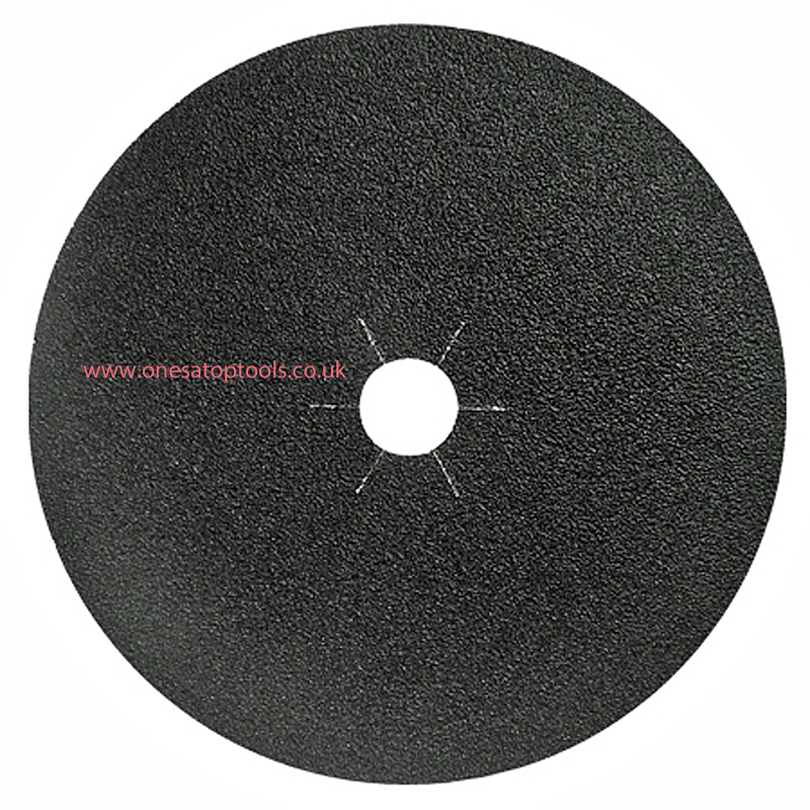 Pack (50)  P80  180 x 22.2mm Floor Sanding Disc