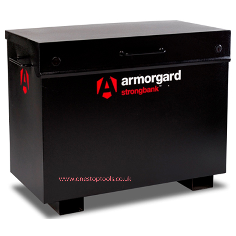 Armorgard Strongbank SB3 Site Box