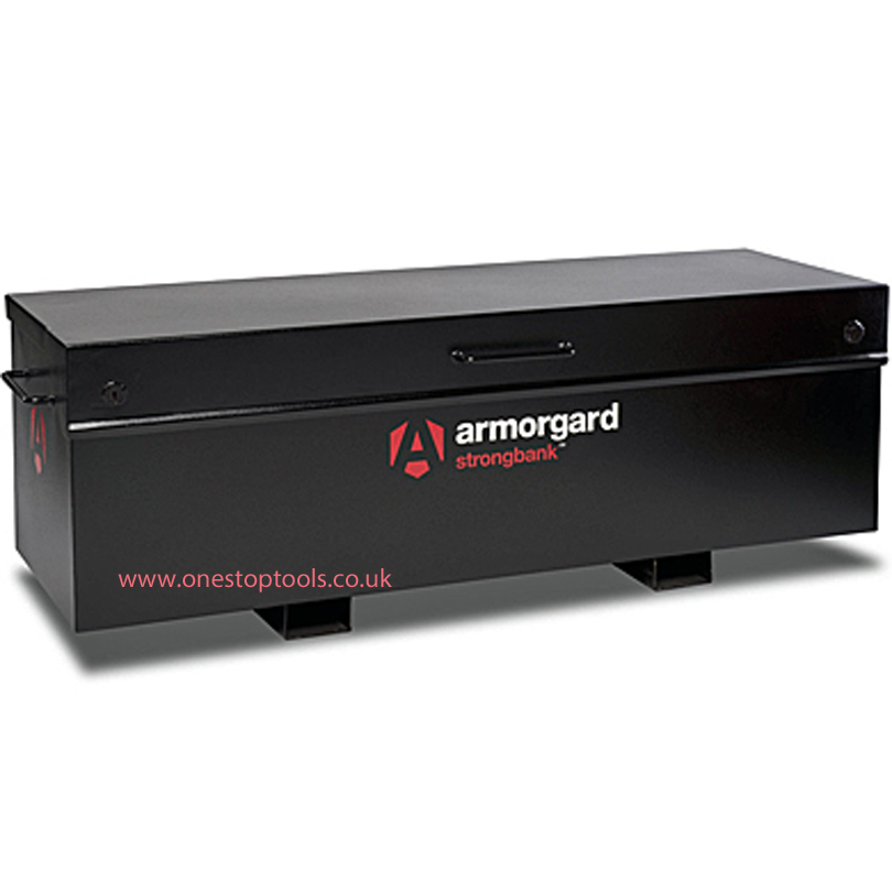 Armorgard Strongbank SB6 Ultra Strong  Tool Truck Box