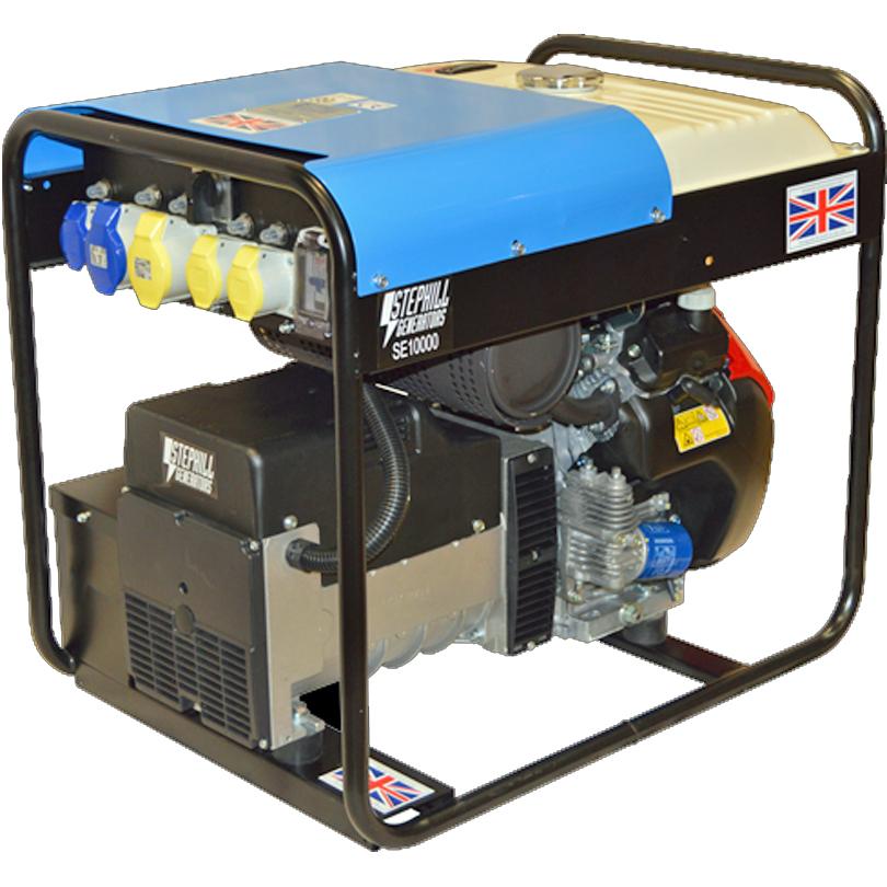 Stephill SE10000 10kva Standard Generator