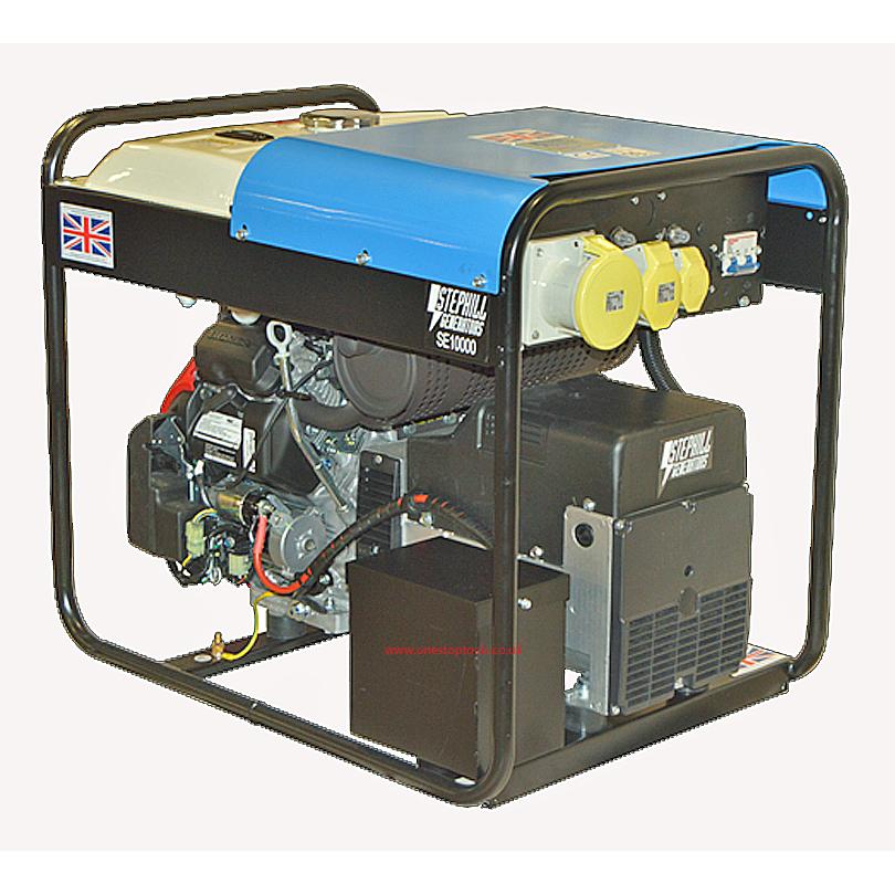 Stephill SE10000EC 10kVA Fusion Standard Generator