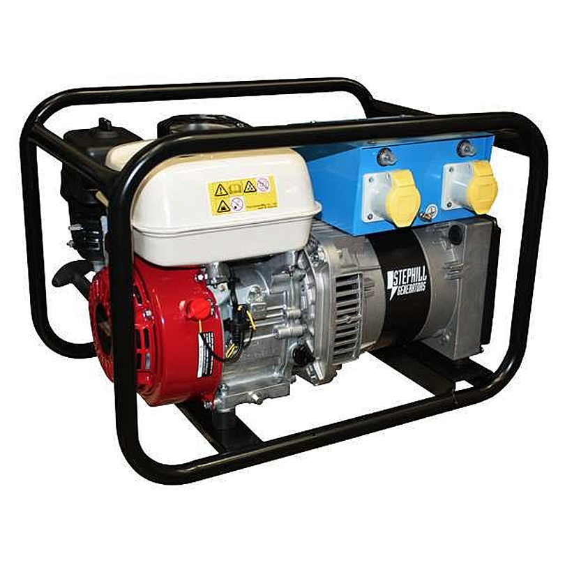 Stephill Generators 2.7kVA Generator SE2700EC Fusion (TIN12-ECE3)